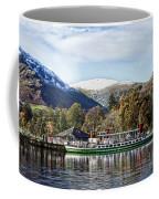 Pleasure Cruiser On Ullswater Coffee Mug