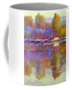 Plein Air Jacaranda Coffee Mug