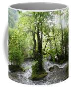 Plitvice Lakes Coffee Mug