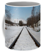 Plowed Coffee Mug