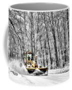 Plowin Snow Coffee Mug