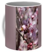 Plum Blossoms 12 Coffee Mug