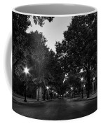 Plum Street To Franklin Square Coffee Mug