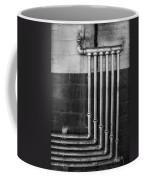 Plumbing Symmetry Coffee Mug