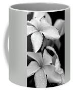 Plumeria Drip Coffee Mug