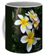 Plumeria In The Sunshine Coffee Mug