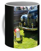 Plymouth And Baghera Coffee Mug