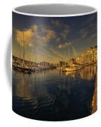 Plymouth Barbican Marina  Coffee Mug