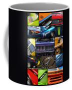 Plymouth Collage No. 1 Coffee Mug