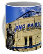 Pnc Park Baseball Stadium Pittsburgh Pennsylvania Coffee Mug by Amy Cicconi
