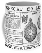 Pocket Watches, 1888 Coffee Mug