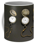 Pocket Watches Coffee Mug