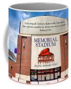 Poe Plaza - Clemson University Coffee Mug
