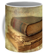 Poesie Francaise Coffee Mug