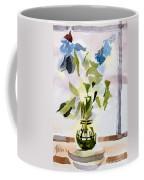 Poetry In The Window Coffee Mug