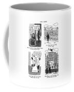 Poets' Corner Coffee Mug