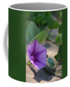 Pohuehue - Pua Nani O Kamaole Hawaii - Beach Morning Glory Coffee Mug