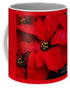 Poinsettia # 2 Coffee Mug
