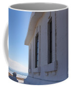 Point Abino Lighthouse Windows Coffee Mug