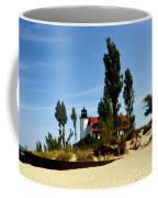Point Betsie Light Coffee Mug