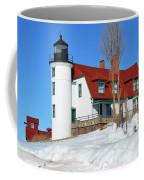 Point Betsie Coffee Mug