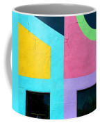 Point Counterpoint Coffee Mug