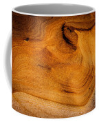 Point Lobos Abstract 10 Coffee Mug