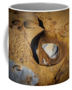 Point Lobos Abstract 11 Coffee Mug