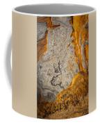 Point Lobos Abstract 12 Coffee Mug