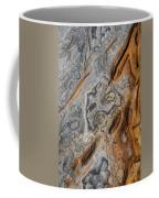 Point Lobos Abstract 4 Coffee Mug