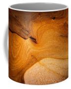 Point Lobos Abstract 8 Coffee Mug