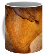Point Lobos Abstract 9 Coffee Mug