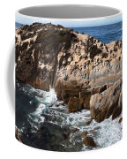 Point Lobos Coast 2 Coffee Mug