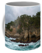 Point Lobos Coastal View Coffee Mug
