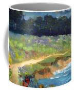 Point Lobos Trail Coffee Mug