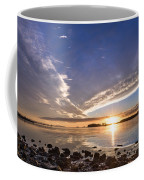 Point Of The Sunset Coffee Mug