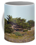 Point Pinos Lighthouse Pacific Grove California Coffee Mug