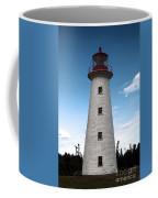 Point Prim Lighthouse 3 Coffee Mug