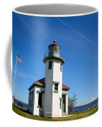 Point Robinson Lighthouse Coffee Mug