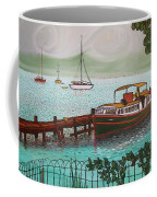 Pointe-a-pitre Martinique Across From Fort Du France Coffee Mug