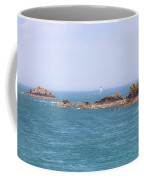 Pointe Du Grouin - Brittany Coffee Mug