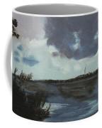 Pointe Aux Chein Blue Skies Coffee Mug