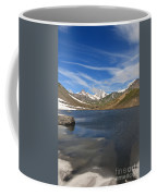 Pointe Rousse Lake - Vertical Composition Coffee Mug