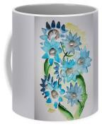 Pointy Petals Coffee Mug