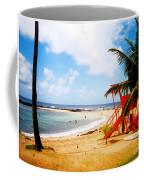 Poipu Beach Kauai Hawaii Coffee Mug