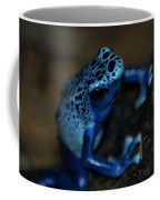 Poisonous Blue Frog 02 Coffee Mug