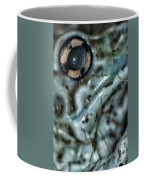 Poisonous Frog Eye Coffee Mug