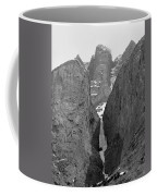 1m3649-bw-polar Circus Ice Route Coffee Mug