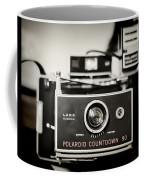 Polaroid Countdown 90 Coffee Mug