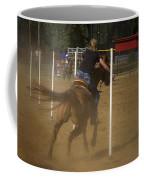 Pole Bending Coffee Mug